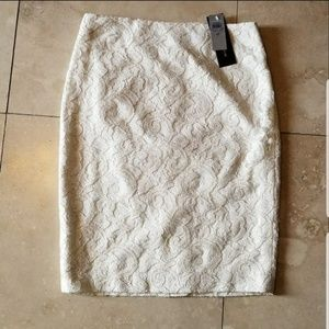 New Ann Taylor lace skirt size 4
